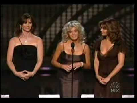 Charlie's Angels Reunited at Emmys 2006