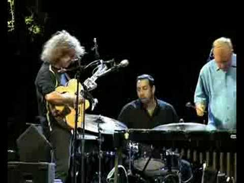 Gary Burton feat. Pat Metheny @ Umbria Jazz 2008