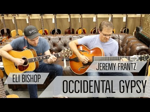 Occidental Gypsy - 1970 Martin D-41 & Benedetto 7 String at Norman
