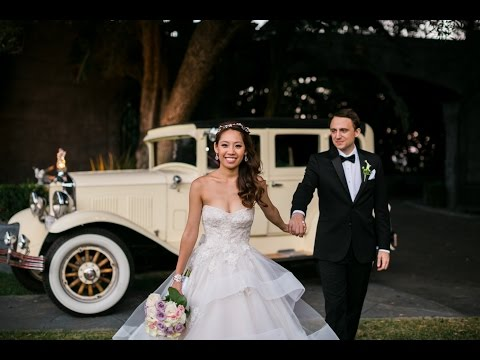 Enchanted Forest San Diego Wedding Highlight | Margaret & Ryan