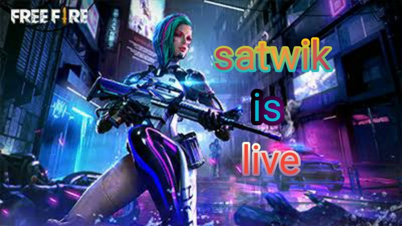 telegu gamer sathwik is on live. pls subscribe to our channel