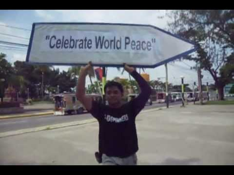 Celebrate World Peace ~ What's YOUR spin on it ?