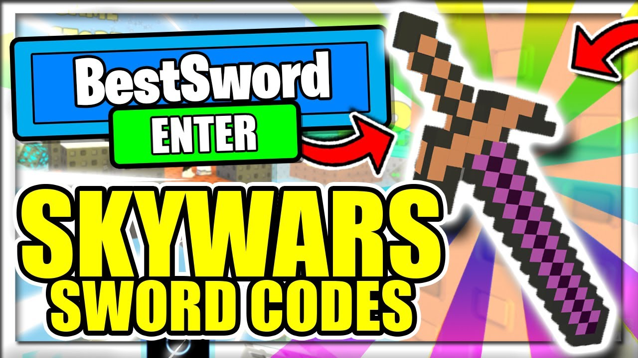 All Codes For Skywars Roblox 2020
