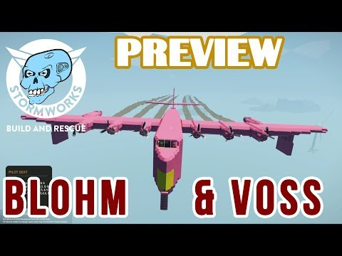 Stomworks Blohm & Voss BV 238 Preview