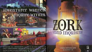 Zork Grand Inquisitor: Dragon Islands
