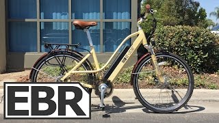 e-Joe Gadis Video Review - Active Step-Thru Commuter Electric Bike