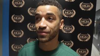 'WHEN LOMACHENKO CAME IN I THOUGHT WOW THE CHAMPS HERE' - SAM MAXWELL TALKS CROLLA v LINARES