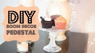 DIY Room Decor Pedestal Thumbnail