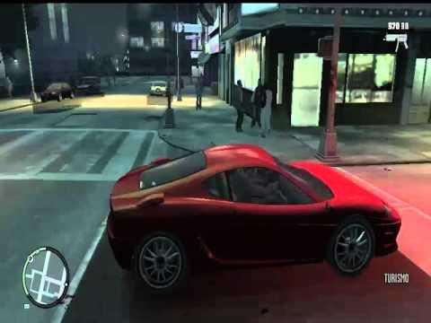 Hướng dẫn cheat, mật mã đê lấy xe,súng,tàu thuyền .CHEAT GTA IV.Cách lấy xe đã mod trog GTA IV