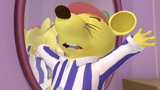 Yellow Rat - Cartoon Jumble - Bananas In Pyjamas Official