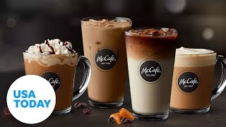 McDonald's 'McCafé It Forward' card: free coffee for good people | USA TODAY