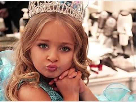The top ten toddlers and tiaras girls!