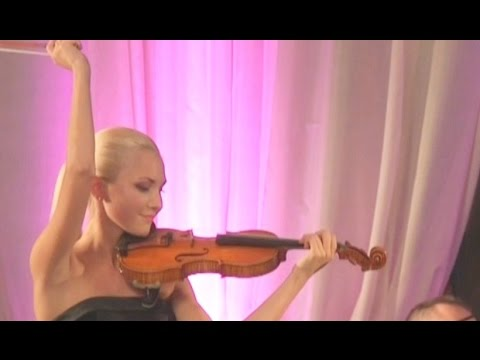 P. de Sarasate - Zigeunerweisen op. 20 - Anastasiya Petryshak and Lorenzo Meo