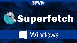 Como MELHORAR o DESEMPENHO do PC - Dica IMPORTANTE sobre o SUPERFETCH!