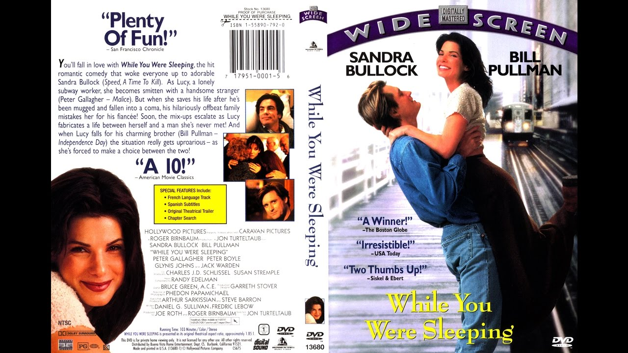 while you were sleeping 1995 watch online with subtitles