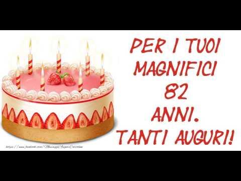 Auguri Buon Compleanno 53 Anni.82 Anni Buon Compleanno Youtube