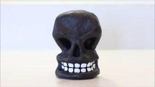 How To Sculpt A Menacing Skull!