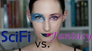 Science Fiction vs. Fantasy - What's the difference? | The Bookworm
