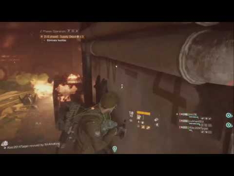 The Division Underground Operation Heroic Difficulty #3
