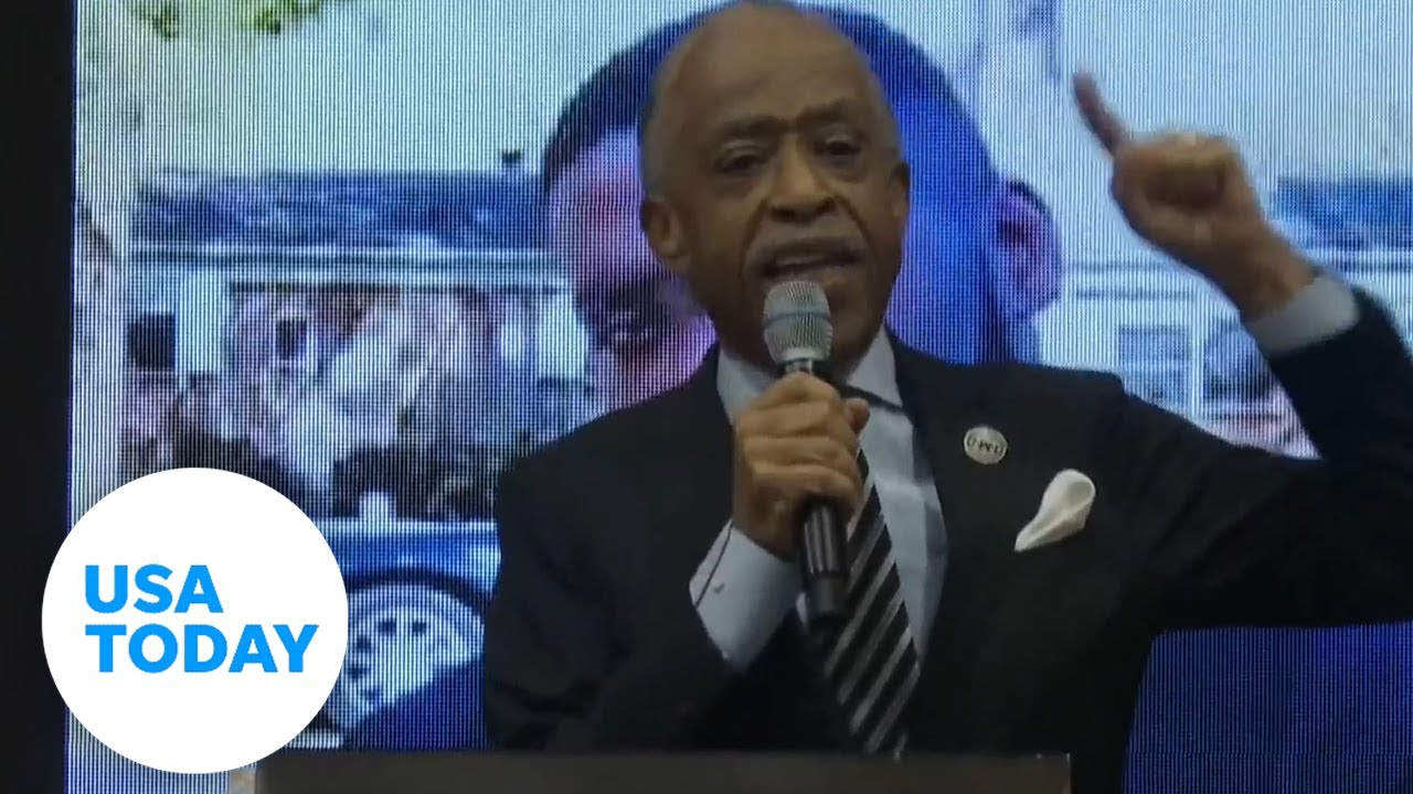 At funeral, Al Sharpton will give eulogy
