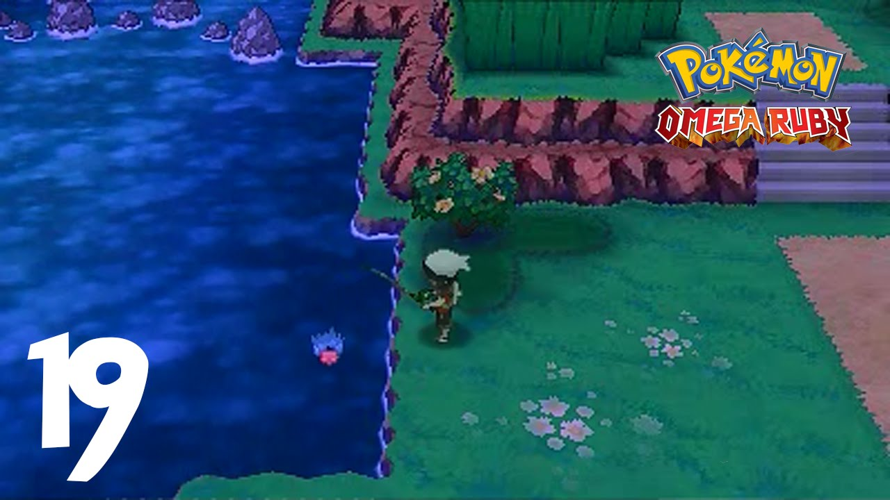 Fishing On Route 119 Let S Play Pok 233 Mon Omega Ruby