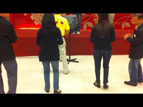 Philippines Square Dancing Video