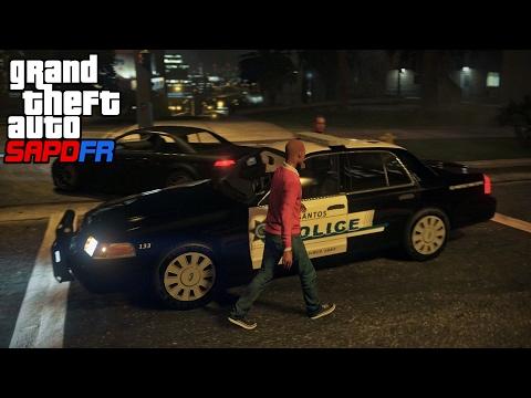 GTA SAPDFR - DOJ 83 - Stealing A Police Vehicle (Criminal)