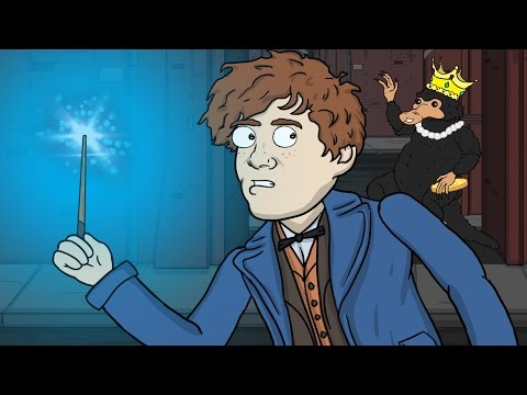 Download Youtube: Fantastic Beasts And Where To Find Them Parody  