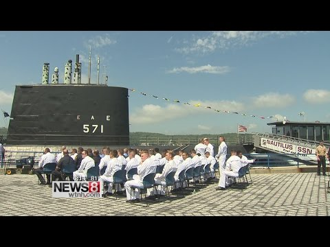 New London Naval Submarine Base celebrates 100th anniversary