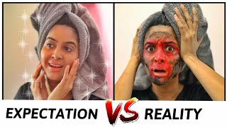 DIY : Expectation VS. Reality 😂 | Anisha Dixit