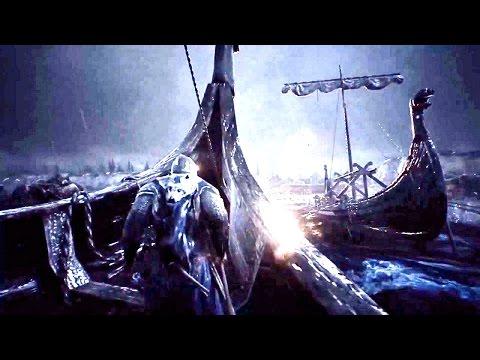 ANCESTORS Trailer (Medieval Vikings Game) 2018