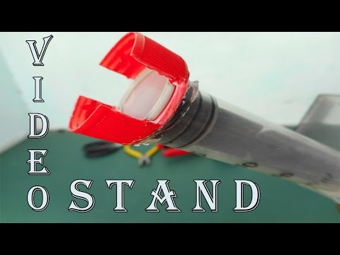 How To Make Mobile Camera Stand | Video Stand | Used Plastic Bottle Cap