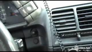 видео Усиление кронштейна ручки привода замка капота Уаз Хантер