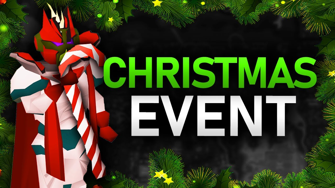Christmas 2021 Osrs Event New Rewards For Christmas In Osrs Youtube