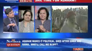 The Newshour Debate: Jail time for Asaram? - Part 1