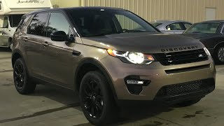 Land Rover Discovery Sport Dynamic 2016 Videos