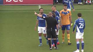 Mansfield Town v Oldham Athletic highlights