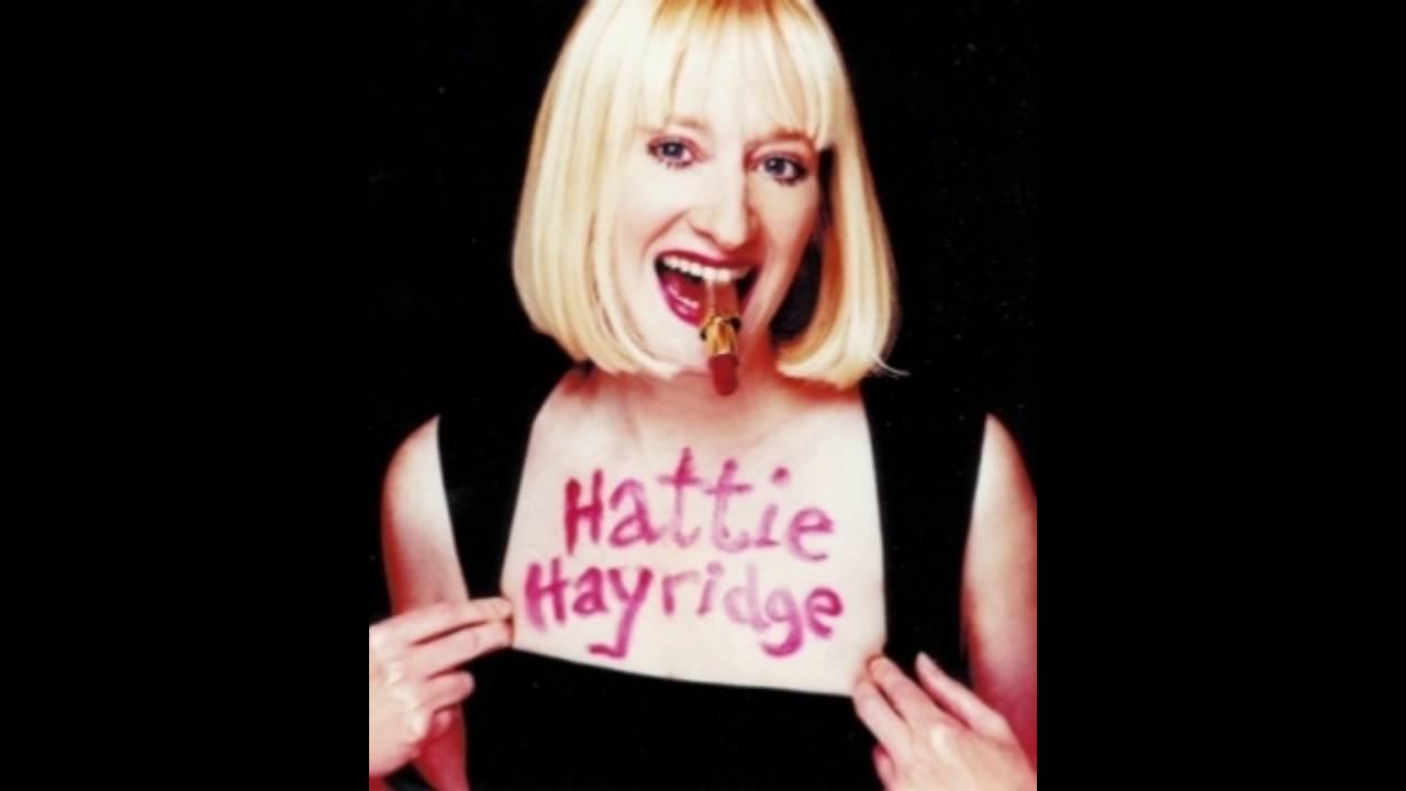 hattie hayridge feet