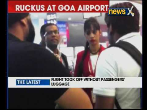 Goa airport : Spicejet flight took off without passengers