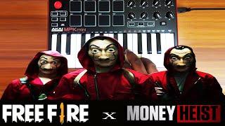 Free Fire x Money Heist New Theme Song By Raj Bharath