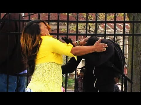 Baltimore mom: I don't want him to be a Freddie Gray