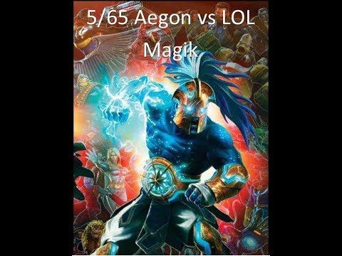 MCOC 5/65 Aegon vs LOL Magik