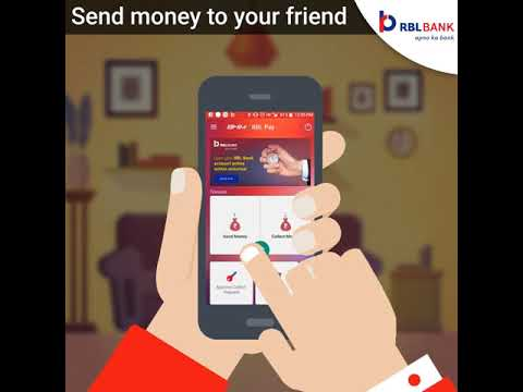 BHIM @ RBL Bank UPI - An Easiest, fastest and convenient way to transfer  the money