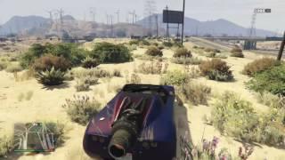 GTA 5 ONLINE - THE STUNT WAS AMAZING
