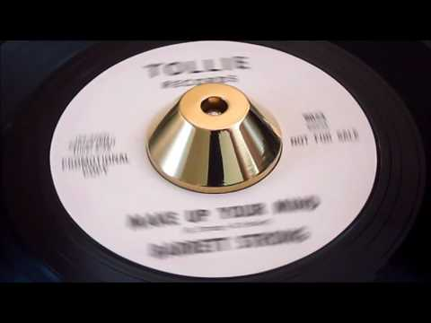 Barrett Strong - Make Up Your Mind - Tollie: 9023 DJ