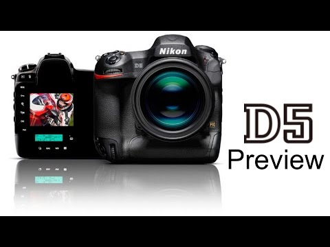 Nikon D5 Preview: Is it worth $6,500?
