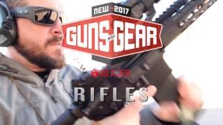 NEW RIFLES @ SHOT Show 2017