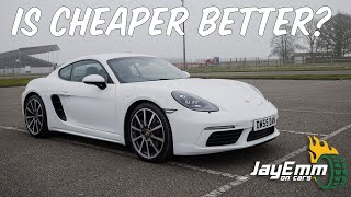 Base Porsche 718 Cayman 2.0L Driven - Is This The One To Buy?
