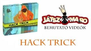 Hack Trick bemutató