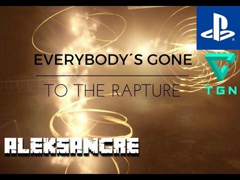 Everybody`s gone to the rapture - Juegazo para PS4 - Gratis en Noviembre 2016 - HD